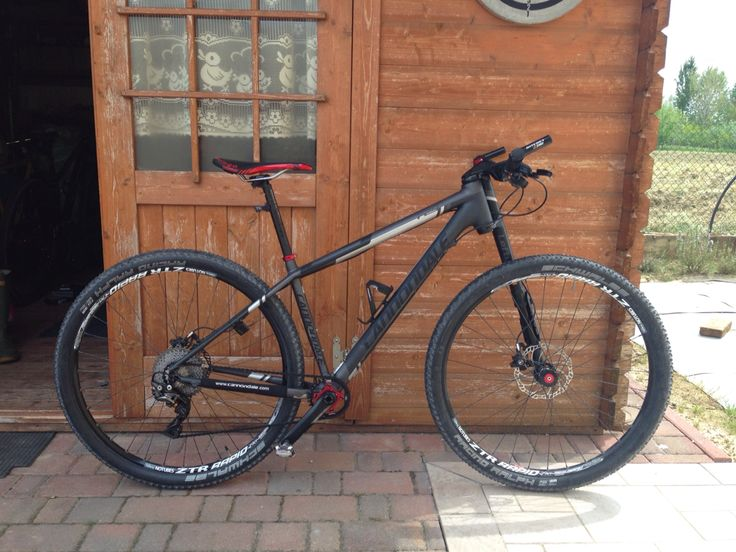 GigettaFIRE is a  Cannondale Flash29 Carbon 3 2014 tuned