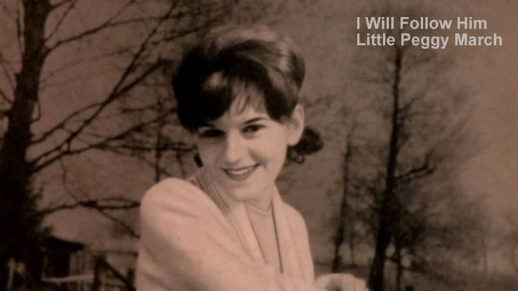 Little Peggy March - I Will Follow Him (1963) HQ