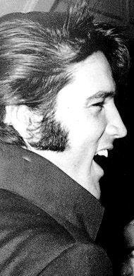 Elvis in 69