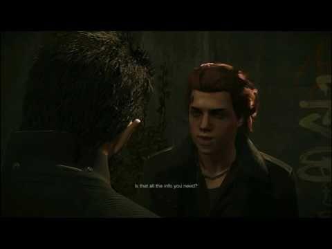 Deus Ex Mankind Divided Ep. 18: Neon Nights Pt. 1, 10011001 Pt. 1