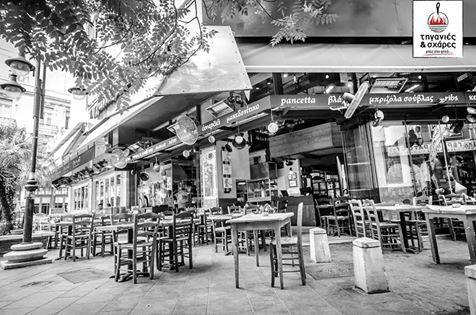 Η Άνοιξη έχει πλέον έρθει! Απολαύστε το γεύμα σας στην αγαπημένη σας πλατεία!!!  #Τηγανιές& #Σχάρες #Ψητοπωλείο #Θεσσαλονίκη #Λαδάδικα