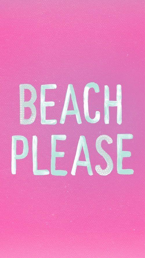 Beach love #summer #pink