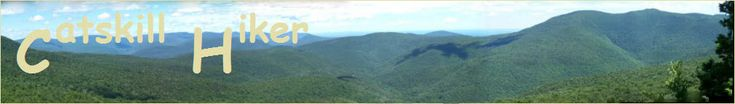 Catskill Hiker - a wealth of hikes not just in the Catskills but throughout NY and surrounding states