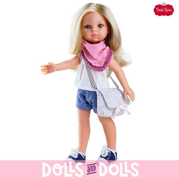 🎉 ¡NOVEDADES 2017 LAS AMIGAS DE PAOLA REINA! 🎉  #LasAmigas de Paola Reina vienen dispuestas a divertirse, ya sea bailando, viajando, disfrutando con la familia…cualquier actividad se convierte en un gran plan, ¿quieres divertirte con ellas? En nuestra web encontrarás los 12 nuevos modelos que hemos recibido de esta numerosa familia. #Dolls #PaolaReinaDolls #MuñecasPaolaReina #Novedades #DollsMadeInSpain