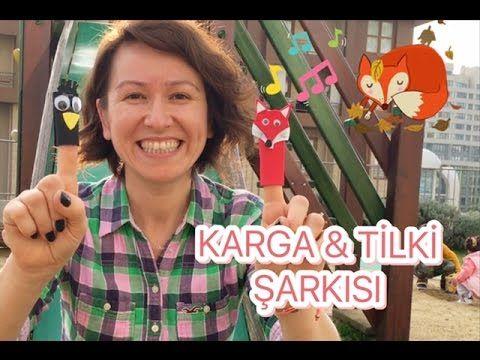 KARGA ile TİLKİ Çocuk Şarkısı