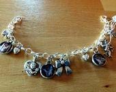 Braccialetto Angioletti con ciondoli in resina : Braccialetti di shopping-cat-bijoux