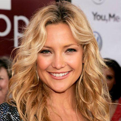 Medium Wavy Hair: Medium Length, Beaches Waves, Kate Hudson, Beautiful, Hair Style, Medium Hairstyles, Wavyhair, Wavy Hairstyles, Curly Hair