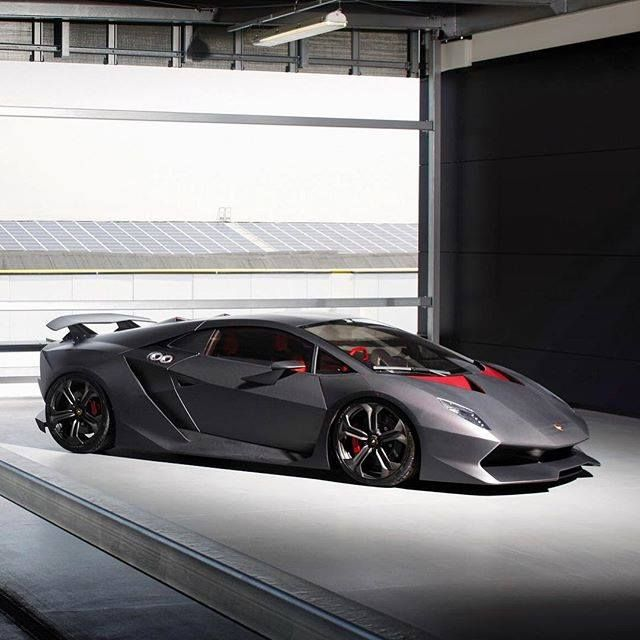 #motorsquare #oftheday : #Lamborghini #SestoElemento what do you think about it?