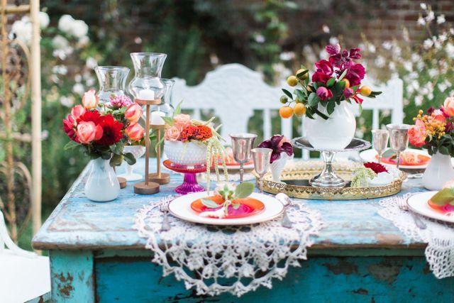 The Wedding Decorator: A Spanish Fiesta Style Wedding