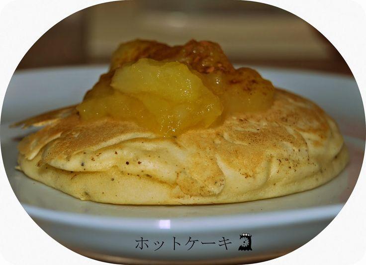 Era solo un anno a casa: hotcakes - ホットケーキ: i pancakes piu` fluffy della…