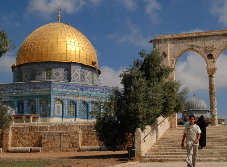 Al-Aqsa Mosque, Jerusalem'10, Israel