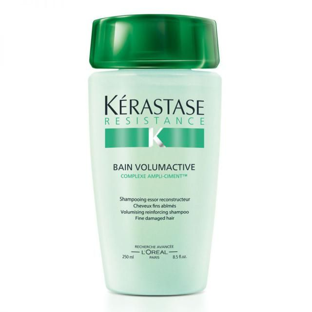 The 14 Best Shampoos, Conditioners for Fine Hair: Kerastase Volumactive Shampoo, $43. Leaves no residue, smells amazing & keep hair from falling flat