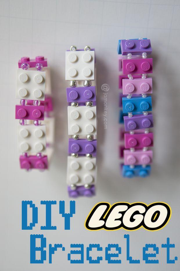 DIY LEGO Bracelets — JaMonkey - Atlanta Mom Blogger | Parenting & Lifestyle
