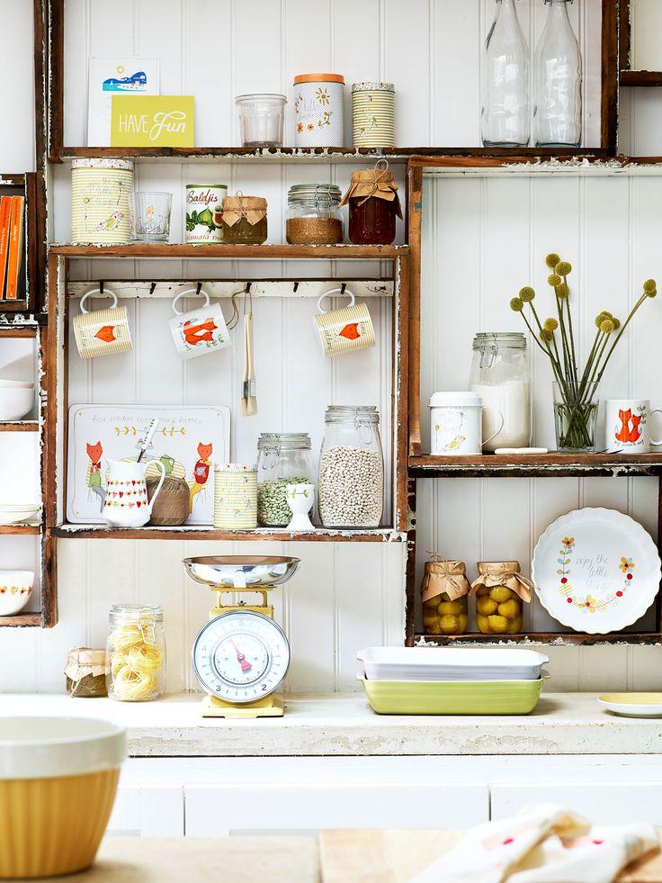 Homespun Prince's Trust kitchen range