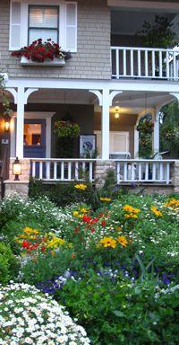 The Lavender Inn, Ojai CA |  most serene and peaceful at this quaint little B&B