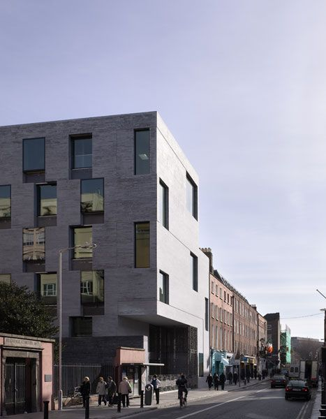 1000 images about grafton architects on pinterest for Grafton architects