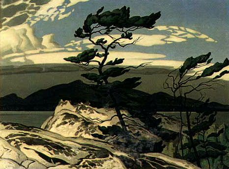 A. J. Casson. Group Of Seven.