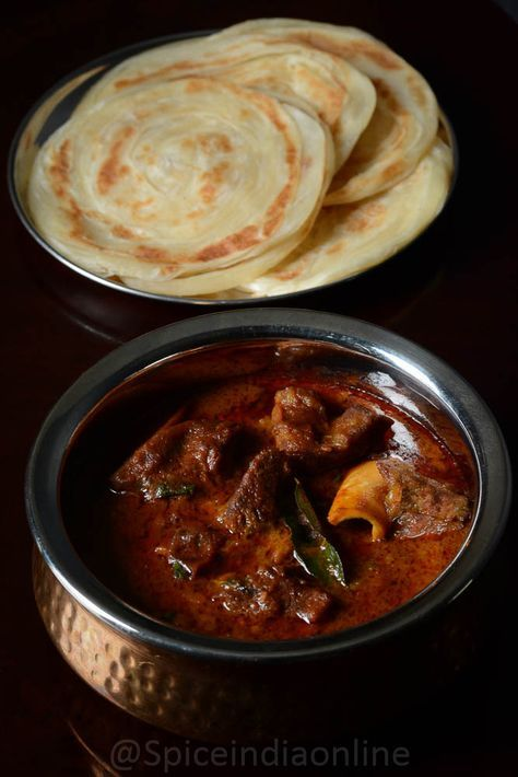 Mutton kuzhambu is the highlight for any sunday special lunch and this week i want to try something different from the usual family style and tried this recipe from Solai's True ...
