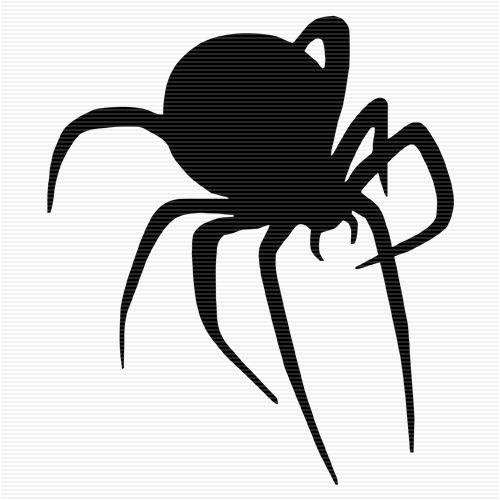 Cartoon Spider Clip Art More