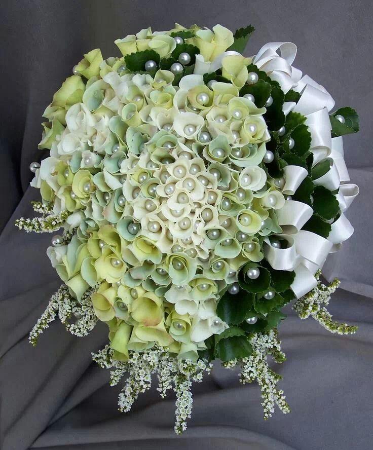 Very unique flora art bouquet