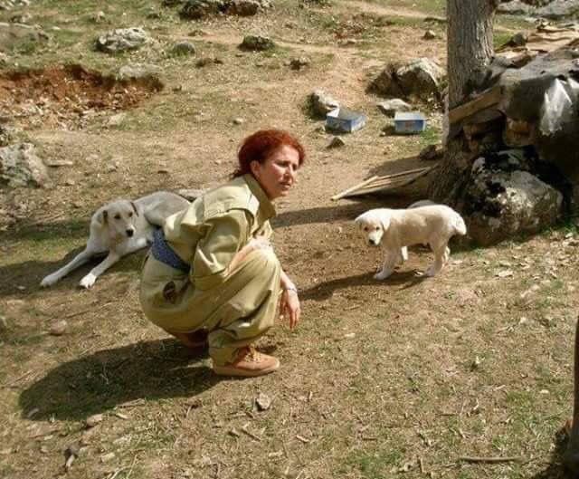 PKK-Guerilla-Gerilla-Sara-Sakine Cansiz-Kurdistan-Kurdish freedom fighter