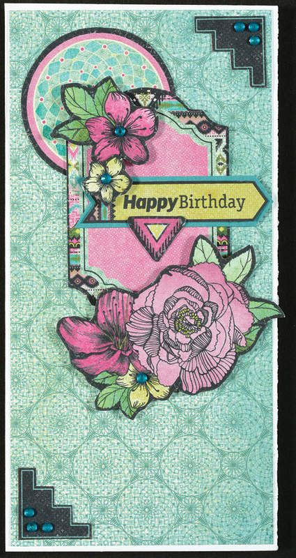 Daydreams Artful Card Kit by Hot Off The Press Inc (4107279)
