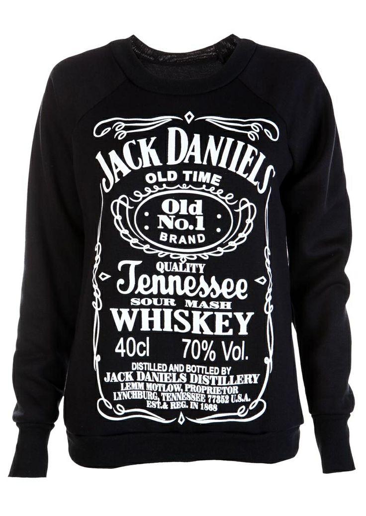 Black Jack Daniels hoody