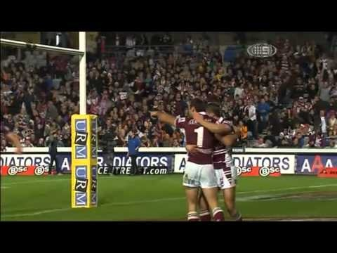 Manly Warringah Sea Eagles. Everyone hates us but when you're this good, who cares what the haters think.