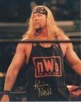 Kevin Nash Autographed Wrestling 8X10 Photograph