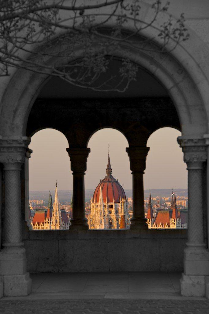 The Fisherman's Bastion, Budapest.