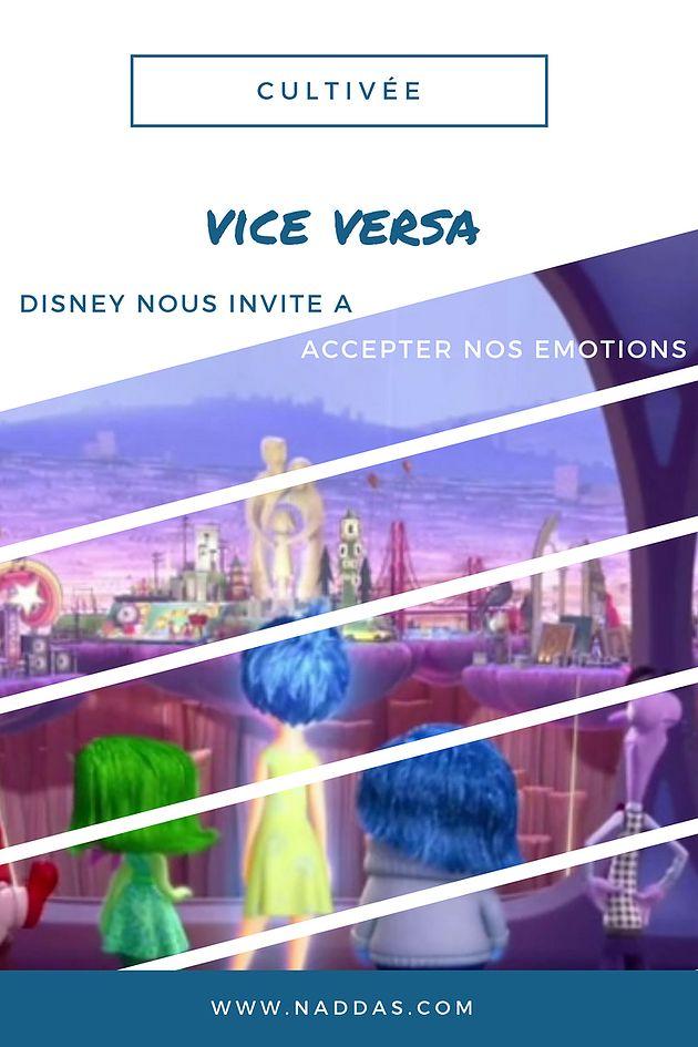 Mon amour pour Disney ne fait que grandir au fur et à mesure qu'un dessin animé sort, mais il faut dire qu'il a été particulièrement comblé avec la sortie de V
