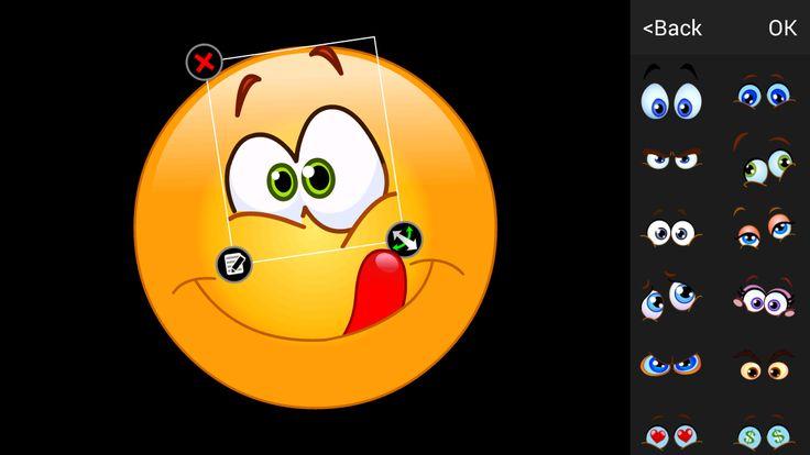 Emoji Crack - Make New Emoji!– Capture d'écran