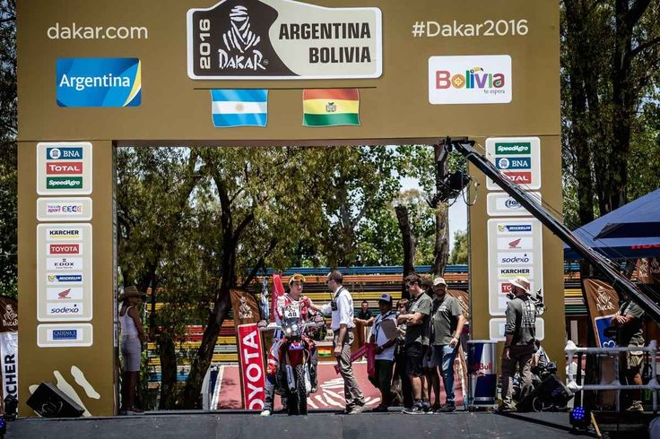 Dakar Rally 2016 Predictions