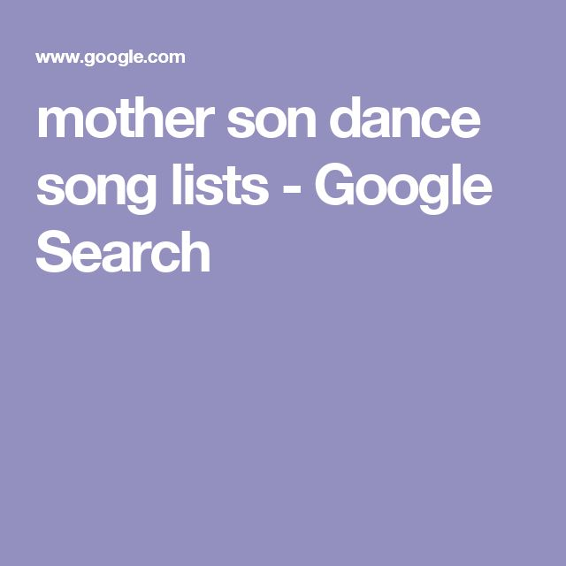 Short Father Daughter Dance Songs: 25+ Best Ideas About Mother Son Dance On Pinterest