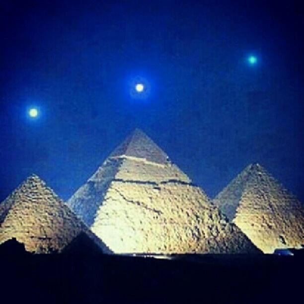 Pyramids On Venus