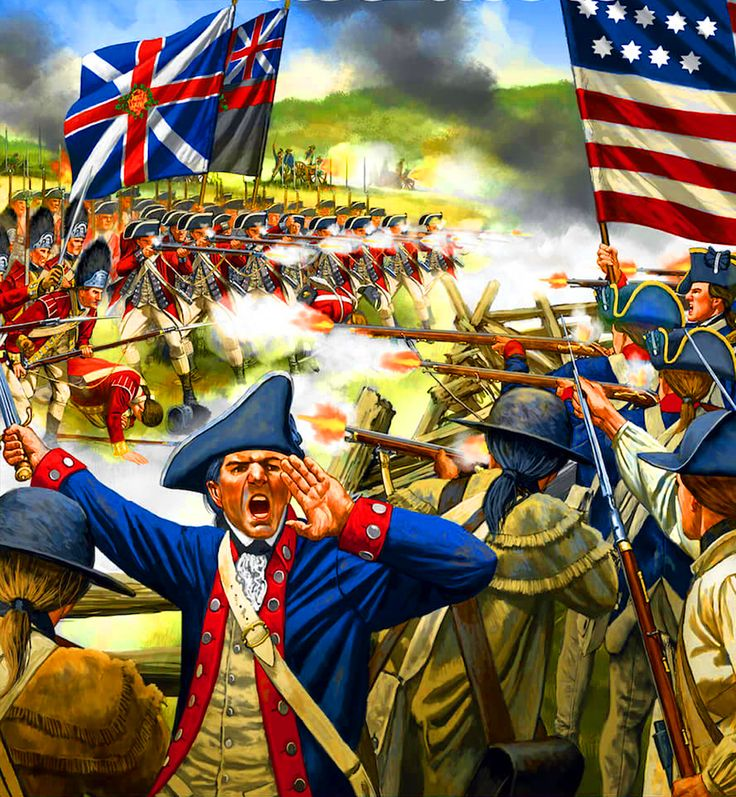 a history of the american revolution and the independence from britain The history reader is a blog for history lovers and readers of history books   three reasons the british should have won the revolutionary war (and   americans won their independence because they continued to fight.