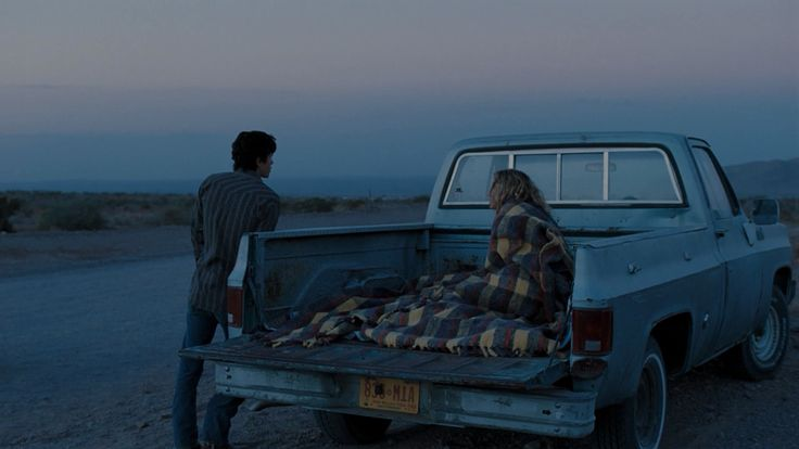 To cuddle in the back of a car and watch the sunrise and feel the cool air of the morning on our skin