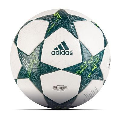 Image of adidas UEFA Champions League Finale 2016 Official Match Football - Whi