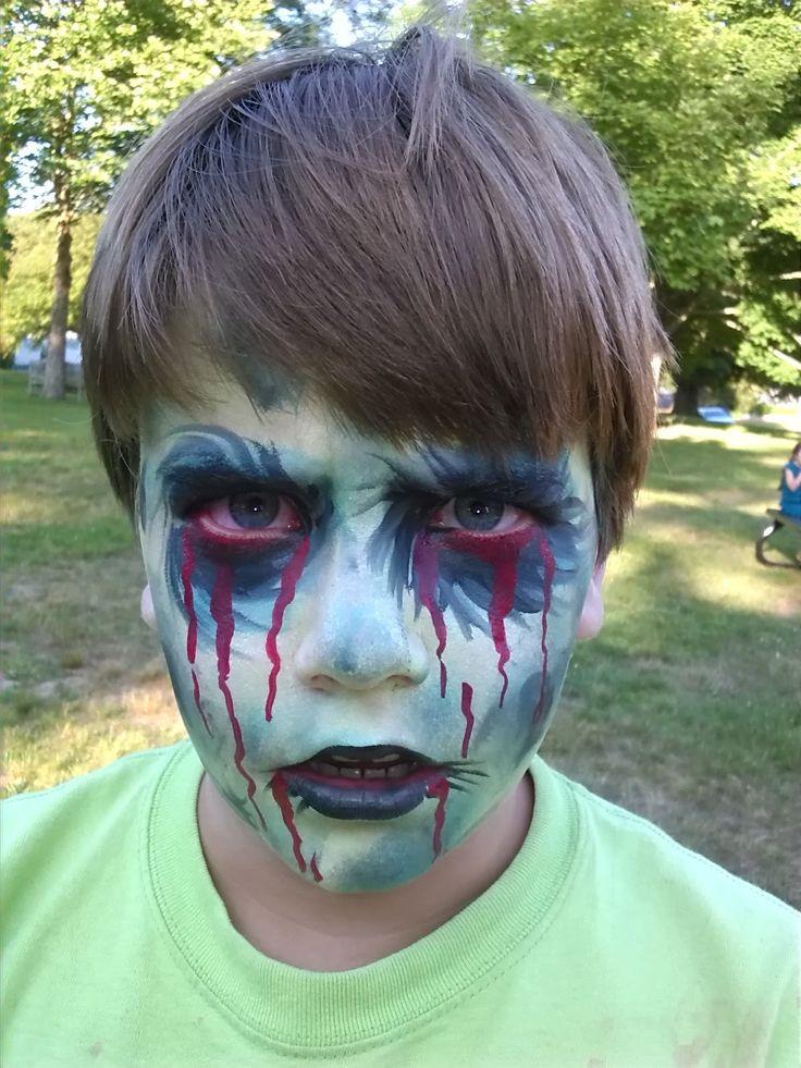 Best 25+ Kids Zombie Costumes Ideas On Pinterest   Kids Zombie Makeup Zombie Makeup For Kids ...