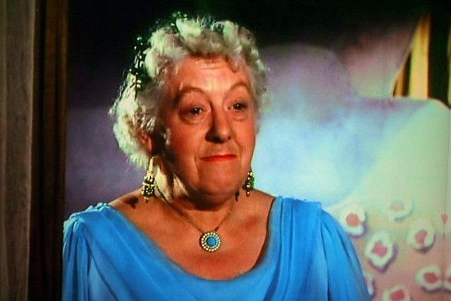 Margaret Rutherford TV Shot | Flickr - Photo Sharing!