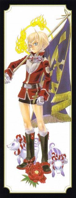 Kiyo Kyujyo, Trinity Blood, Manga Cover