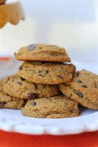 Paleo Pumpkin Chocolate Chip Cookies | The Cooking Insider