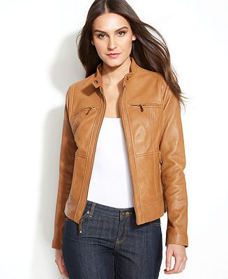 Shop the latest styles of Womens Michael Kors Coats at Macys. Check out our designer collection of chic coats including peacoats, trench coats, puffer coats and more! MICHAEL Michael Kors Leather Scuba Jacket $ Sale $