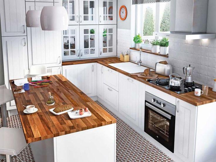 M s de 25 ideas incre bles sobre cocina americana en pinterest for Altura barra cocina