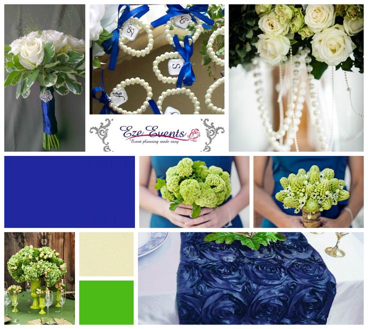 navy blue and kelly green wedding invitations%0A Kelly green  royal blue and cream wedding  For more inspiration please  visit us at