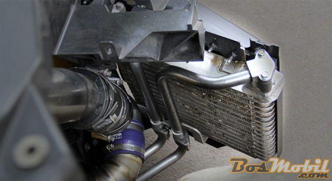Pentingkah Mobil Harian Menggunakan Oil Cooler?