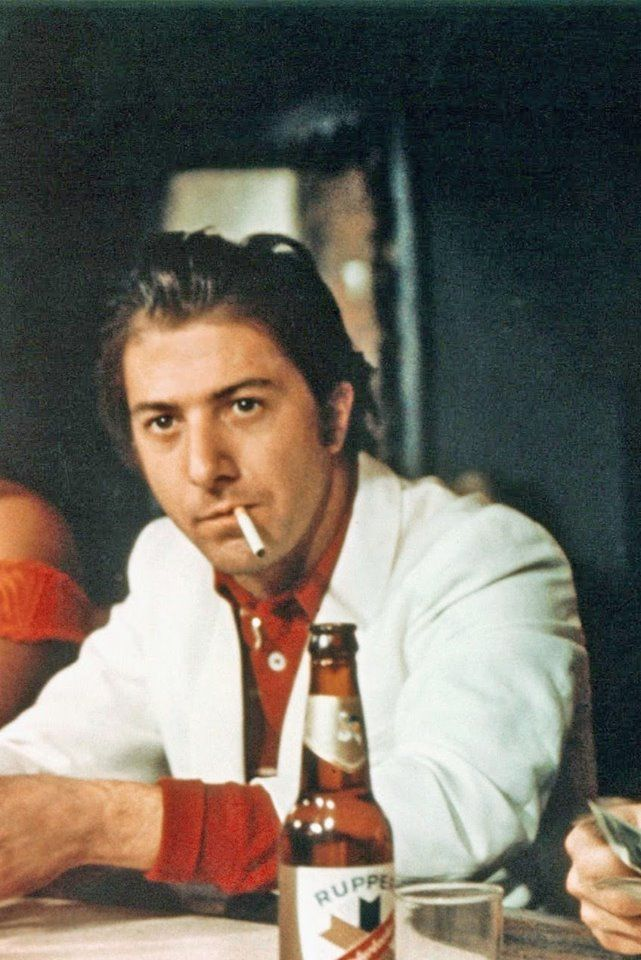 "Dustin Hoffman  ""Midnight Cowboy""  *** One of my favorite movies. ***"