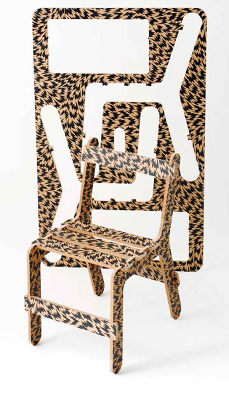 Eley Kishimoto, Chairfix, installation, 2010 | #industrial #design #furniture
