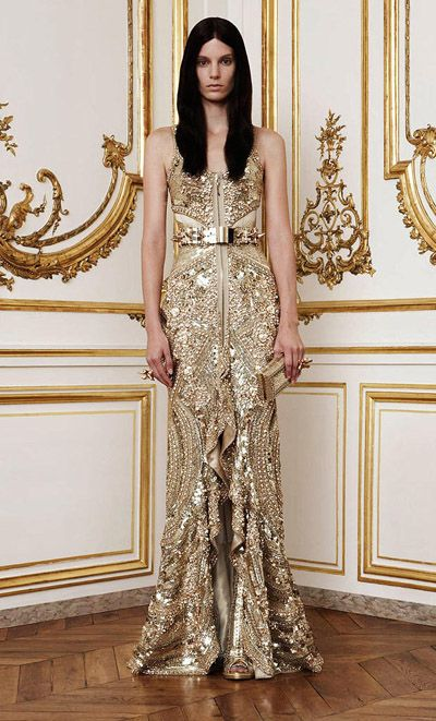 168 best gold wedding dresses images on Pinterest Graduation