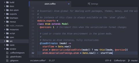 GitHub Atom's Code-Editor Nerds Take Over Their Universe